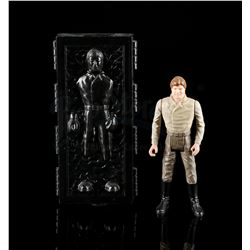 STAR WARS: THE POWER OF THE FORCE - Loose Han Solo in Carbonite