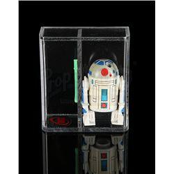 STAR WARS: DROIDS - Loose R2-D2 (Pop Up Lightsaber) UKG 80