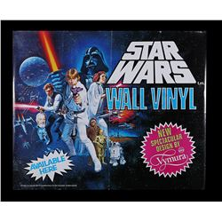 STAR WARS: A NEW HOPE - Vymura Store Display Poster