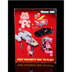VARIOUS PRODUCTIONS - Kenner 1983 Toy Fair Catalogue