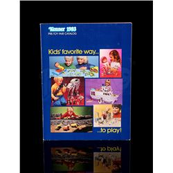 VARIOUS PRODUCTIONS - Kenner 1983 Pre Toy Catalogue