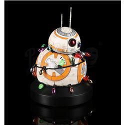 STAR WARS: THE FORCE AWAKENS - Holidays BB-8 Mini Bust