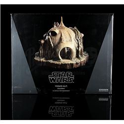 STAR WARS: THE EMPIRE STRIKES BACK - Yoda's Hut Enviroment 1:6 Scale Diorama