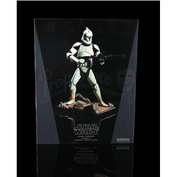 STAR WARS: ATTACK OF THE CLONES - Clone Trooper Premium Format Figure