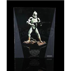 STAR WARS: ATTACK OF THE CLONES - Clone Trooper Premium Format Figure