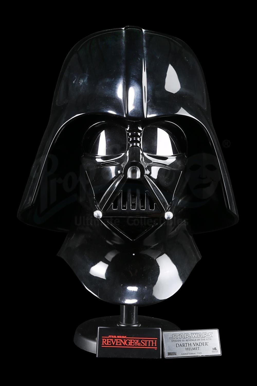 Star Wars Revenge Of The Sith Darth Vader Replica Helmet