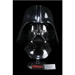STAR WARS: REVENGE OF THE SITH - Darth Vader Replica Helmet