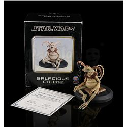 STAR WARS: RETURN OF THE JEDI - Salacious Crumb Statue