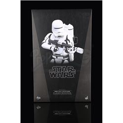 STAR WARS: THE FORCE AWAKENS - Glyn Dillon Signed First Order Flametrooper