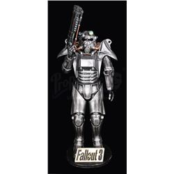 FALLOUT 3 - T-45 Power Armour 1:1 Promotional Statue