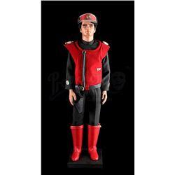 CAPTAIN SCARLET - Captain Scarlet Puppet