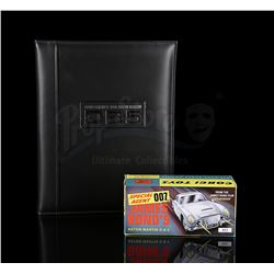 JAMES BOND: GOLDFINGER - RM Auctions Aston Martin DB5 Set Ltd Edition 120 Worldwide