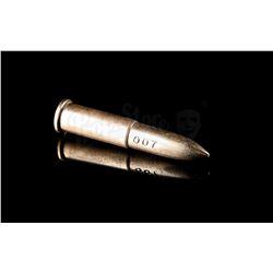 JAMES BOND: THE MAN WITH THE GOLDEN GUN - Prop 007 Bullet
