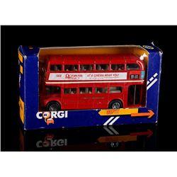 JAMES BOND: OCTOPUSSY - Corgi 469 James Bond Premiere Issue Routemaster Bus