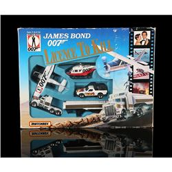JAMES BOND: VARIOUS FILMS - Licence To Kill Four Vehicle Set