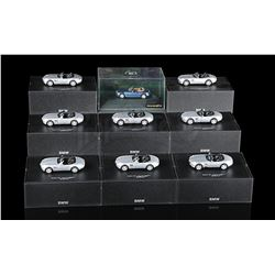 JAMES BOND: THE WORLD IS NOT ENOUGH - BMW Dealership Z8 & Z3 Collectors Models
