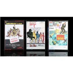 JAMES BOND: VARIOUS FILMS - 1:6 Scale Action Figures