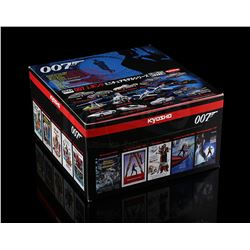 JAMES BOND: VARIOUS FILMS - Kyosho Counter Box and Fifteen Models