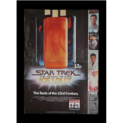 STAR TREK: THE MOTION PICTURE - Ice Lolly Promotional Poster
