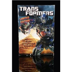 TRANSFORMERS - Optimus Prime Collectable Statue