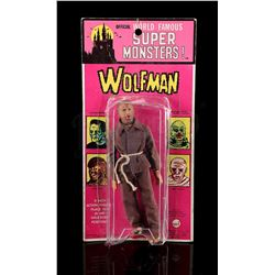 UNIVERSAL MONSTERS - Wolfman