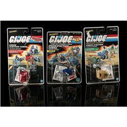 VINTAGE TOYS - 3 G.I. Joe Accessories