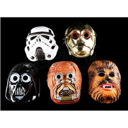 STAR WARS: A NEW HOPE - Plastic Masks