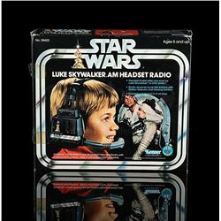 STAR WARS: A NEW HOPE - Luke Skywalker AM Headset Radio