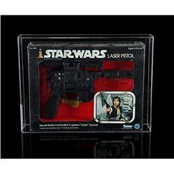 STAR WARS: A NEW HOPE - Laser Pistol UKG 75 - Sealed
