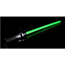 STAR WARS: RETURN OF THE JEDI - The Force Lightsaber (Green)