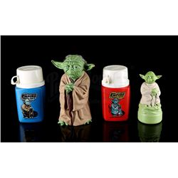 STAR WARS TRILOGY - Yoda Collectables