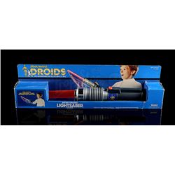 STAR WARS: DROIDS - Battery Operated Lightsaber (Red)