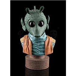 STAR WARS: A NEW HOPE - Greedo Bust