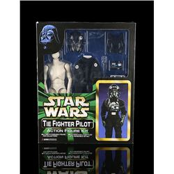 STAR WARS: A NEW HOPE - TIE Fighter Pilot Action Figure Kit