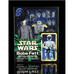 STAR WARS: A NEW HOPE - Boba Fett Action Figure Kit