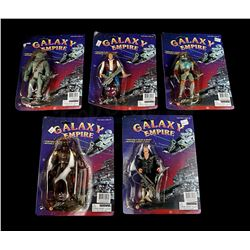 STAR WARS: A NEW HOPE - Galaxy Empire Bootleg Action Figures