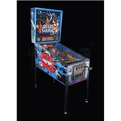 STAR WARS: A NEW HOPE - Star Wars Pinball Machine (1992)