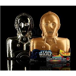 STAR WARS: RETURN OF THE JEDI - C-3PO Action Figure Cases