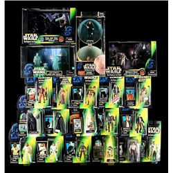 STAR WARS: THE POWER OF THE FORCE - Power Of The Force Action Figures