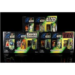 STAR WARS: THE POWER OF THE FORCE - Power of the Force Collector Triple Packs