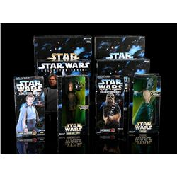 "STAR WARS: THE POWER OF THE FORCE - Collector Series 12"" Figures"