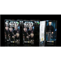 "STAR WARS: THE POWER OF THE FORCE - Collector's Series 12"" Figures - Set of Cantina Band Members"