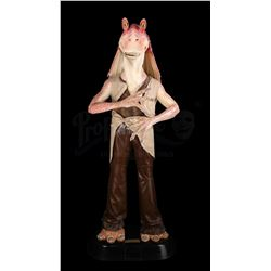 STAR WARS: THE PHANTOM MENACE - Jar Jar Binks 1:1 Scale Promotional Model