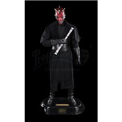 STAR WARS: THE PHANTOM MENACE - Darth Maul 1:1 Scale Promotional Model
