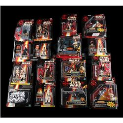 STAR WARS: THE PHANTOM MENACE - Carded Figures and Accessories