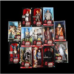 STAR WARS: THE PHANTOM MENACE - Large Size Action Figures