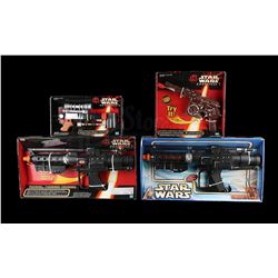 STAR WARS: THE PHANTOM MENACE - Electronic Blasters