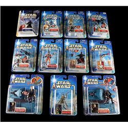 STAR WARS: ATTACK OF THE CLONES - Attack of the Clones Action Figures