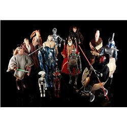 STAR WARS: ATTACK OF THE CLONES - Large Size Prequel Trilogy Action Figures