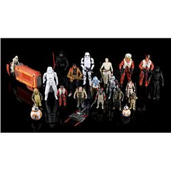 STAR WARS: THE FORCE AWAKENS - The Force Awakens Action Figures